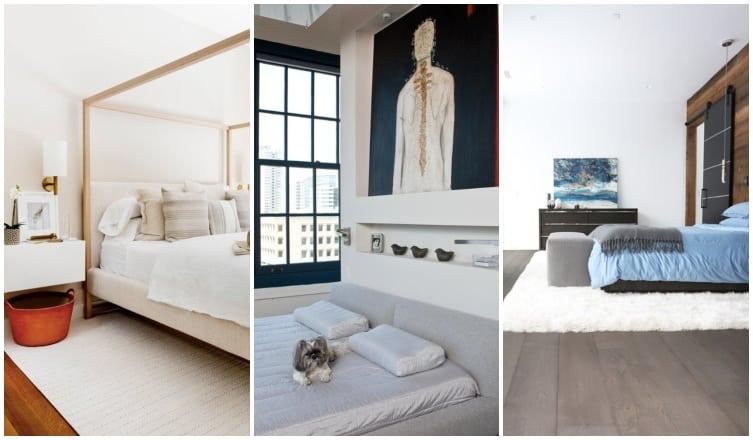 Modern stílusú hálószobák, amikből inspirálódhatsz a felújításhoz – a minimalistától a fényűzőig