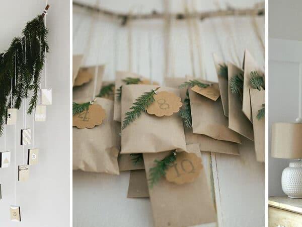Mosolyt csalnak az arcodra ezek a minimalista adventi naptárak – minden nap