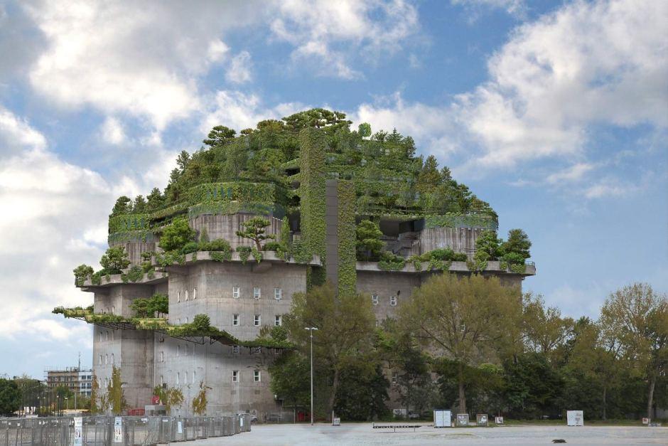 Náci bunker volt, most menő hotel: te töltenél itt egy éjszakát?