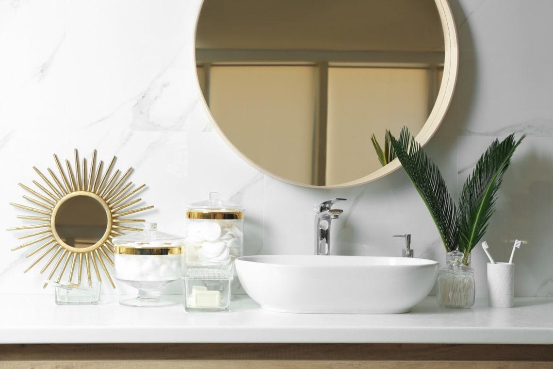 Nagy tavaszi fürdőszoba frissítés! 10 egyszerű lakberendezői tipp