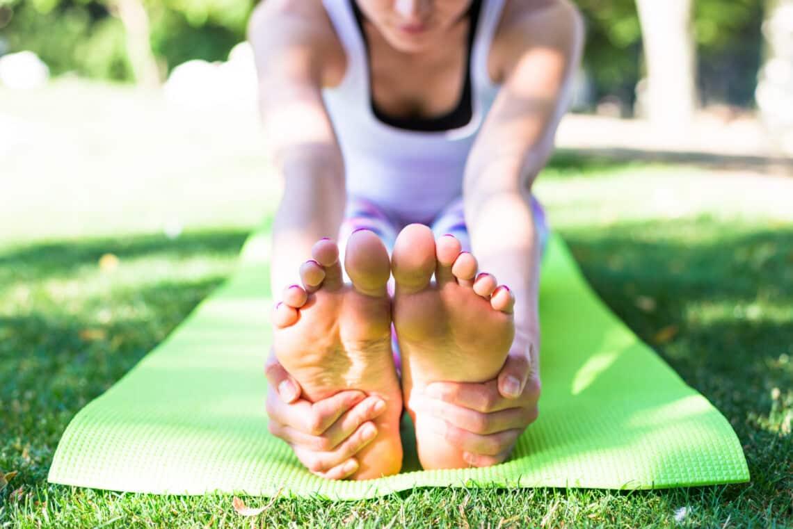 Napindító reggeli jóga: a 10 mozdulatsoros napüdvözlés