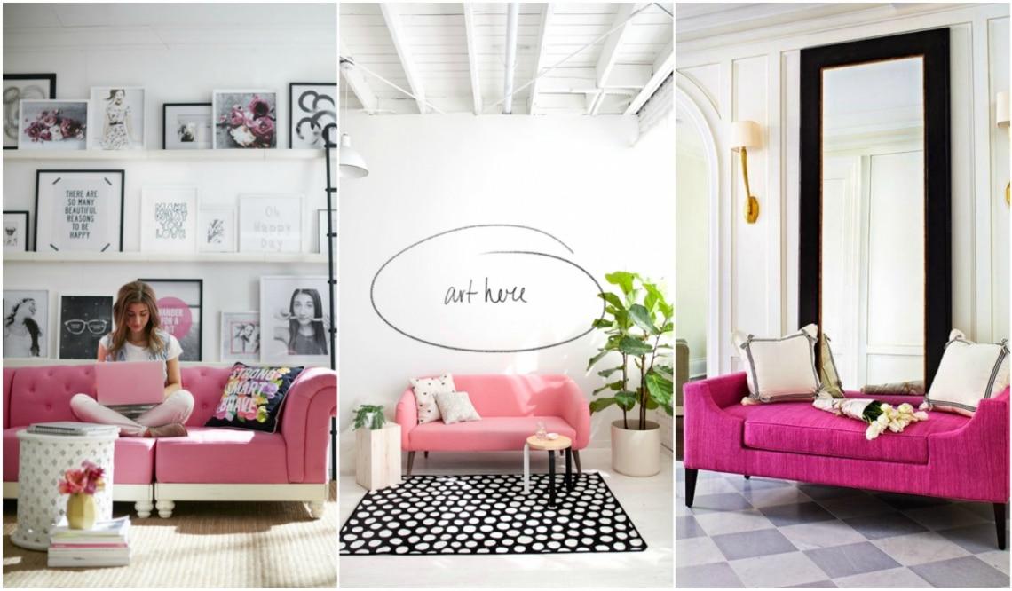 Nappali dekor – Hogyan dekoráld a kanapéd mögötti falat?