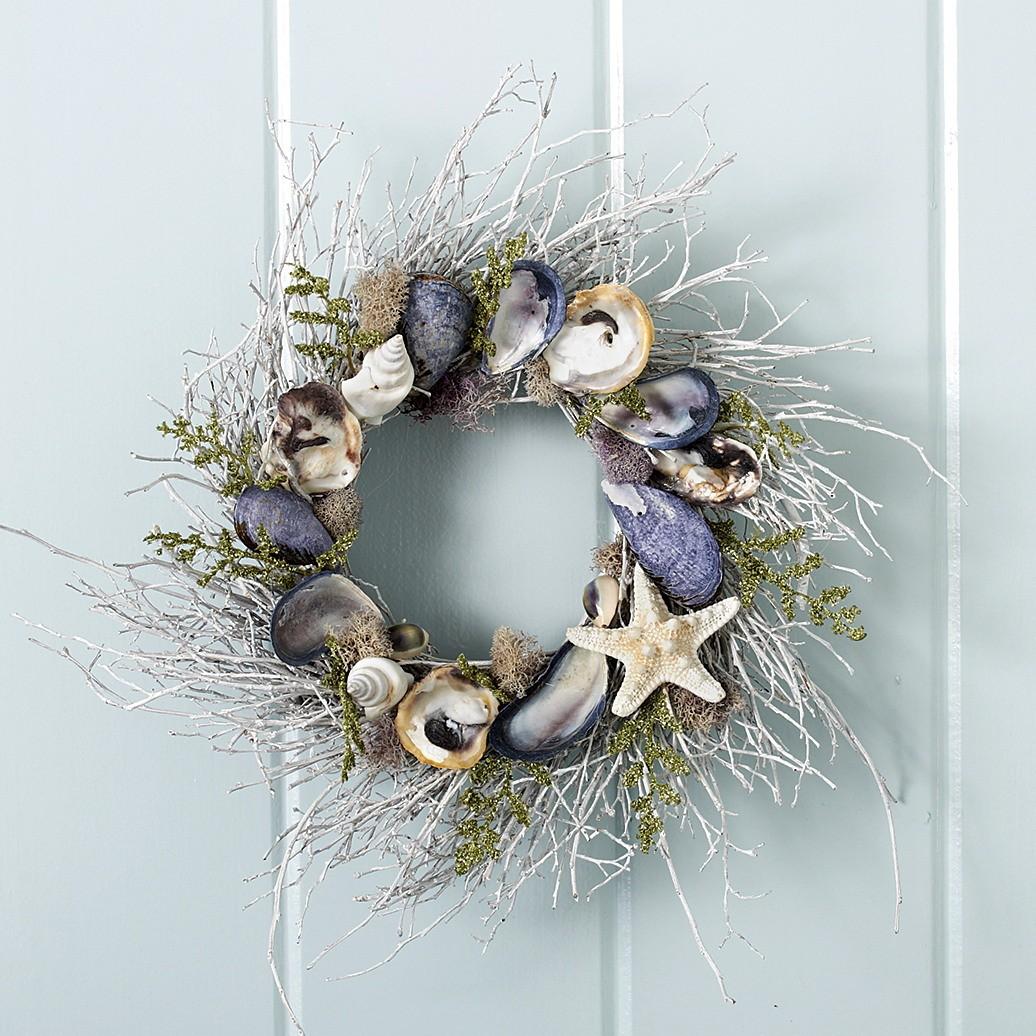 Ne dobd ki a kagylóhéjakat! Különleges dekorációk kagylóból (Galéria)