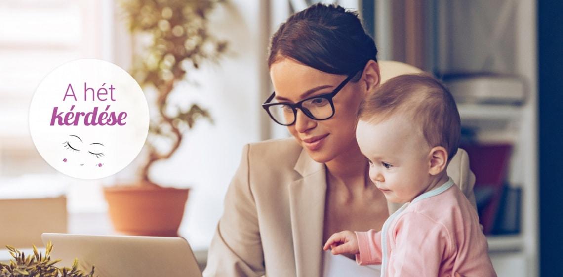 Neked mi a fontosabb: a család vagy a karrier?