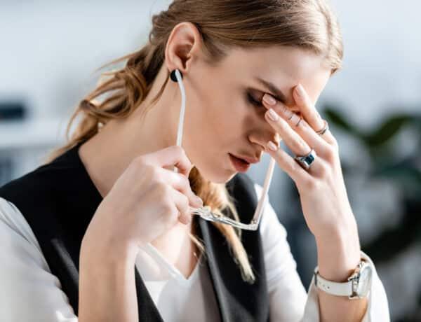 Nem mindegy, hol fáj a fejed – erről árulkodik a fájdalom helye