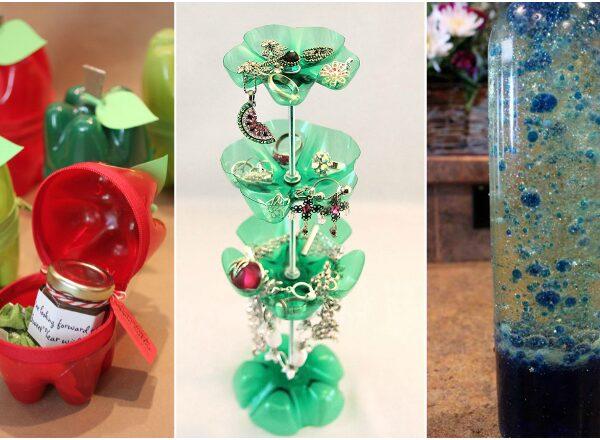 Olcsó és kreatív: így hasznosítsd a műanyag flakonokat