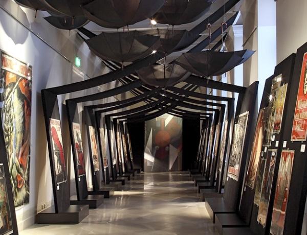 Plakátokon kirajzolódó történelem – kiállítás a Nemzeti Múzeumban