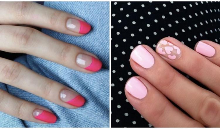 Pretty in pink – A legszebb rózsaszín manikűrök télre