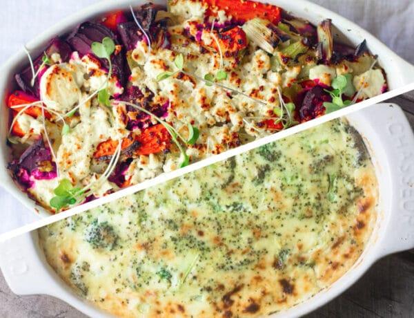Rakott finomságok – 4 rakott recept szuper téli zöldségekkel