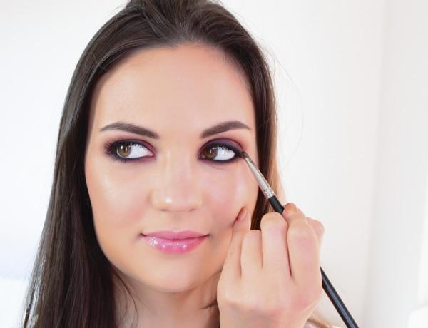 Sminksuli: Így sminkelj, ha nem egyforma a két szemed