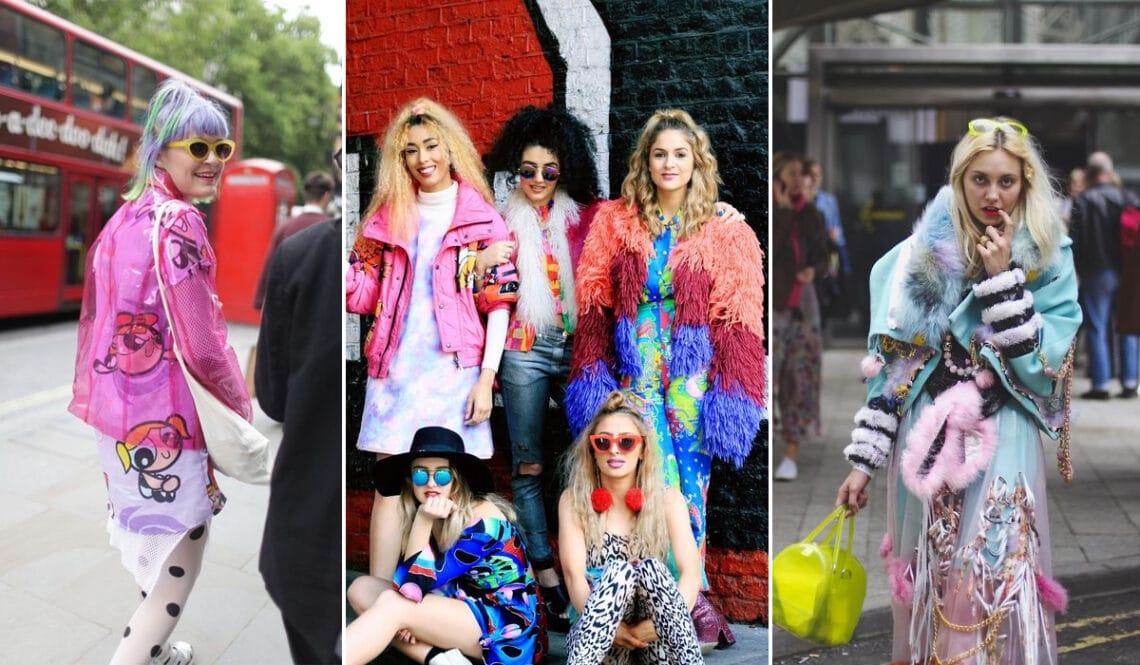 Sokkoló, ahogyan ezek a nők öltöznek! – A legmeghökkentőbb Street Style szettek