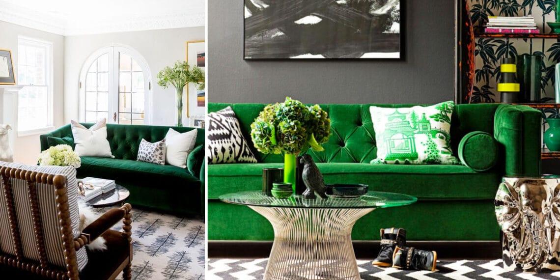 Sosem gondoltál volna rá, pedig ilyen színű kanapét akarsz: egy méltatlanul elfeledett árnyalat