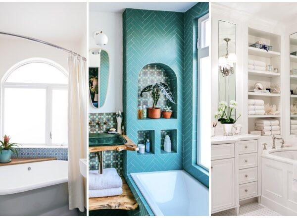 Spa-élményű kis fürdőszobák – igazi luxus alig néhány négyzetméteren