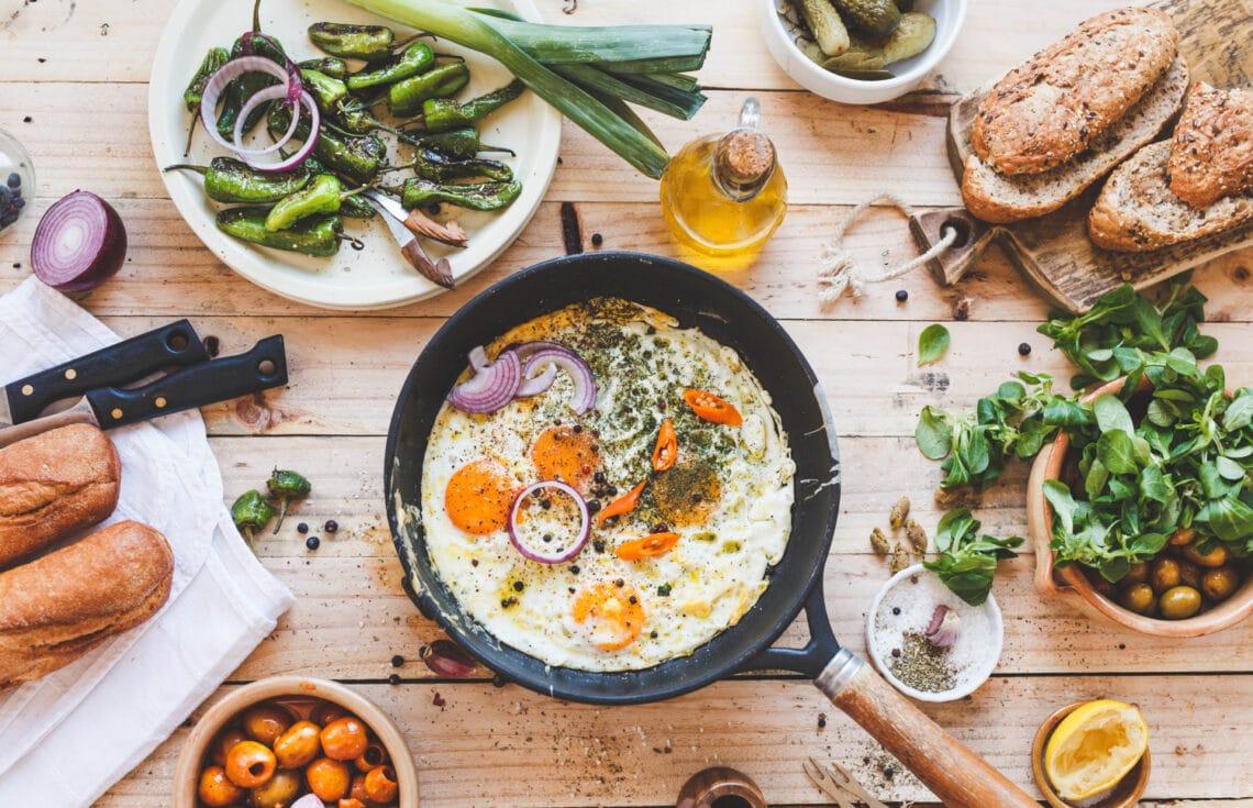 Száraz a bőröd? – 5 étel, ami segít a problémádon