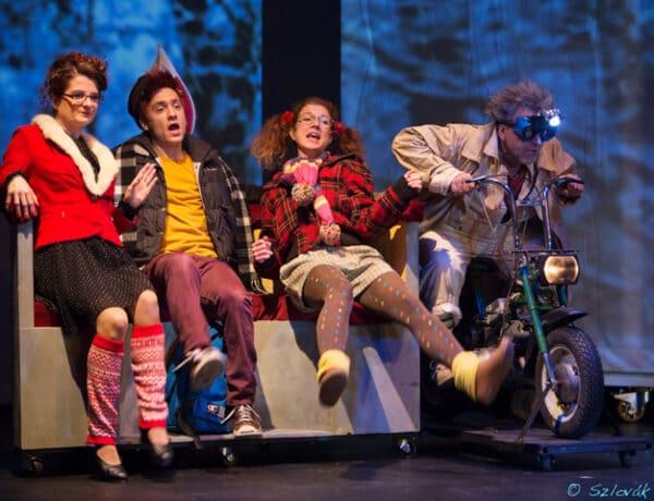 Színházban a gyerekekkel – A színházra nevelés fontosságáról