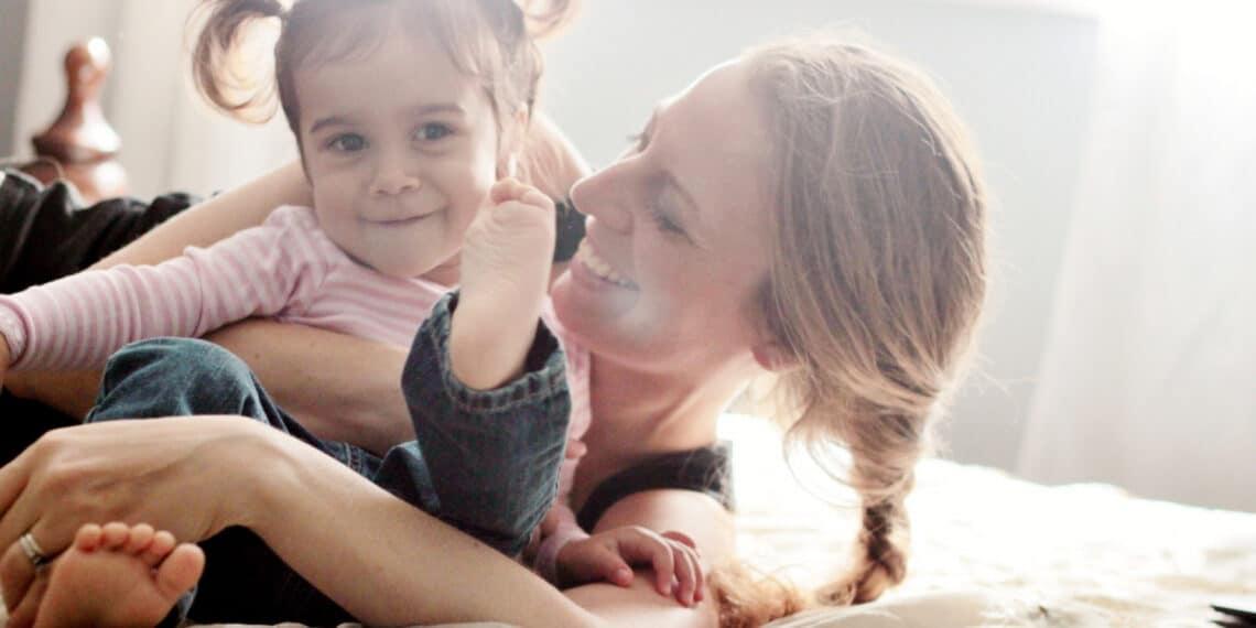 Szülés után is formában – 5 tipp, amit könnyű betartani