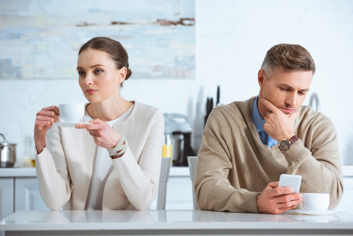 Szakértők szerint ha a párod ERRŐL hazudik neked, nem sok jövője van a kapcsolatotoknak