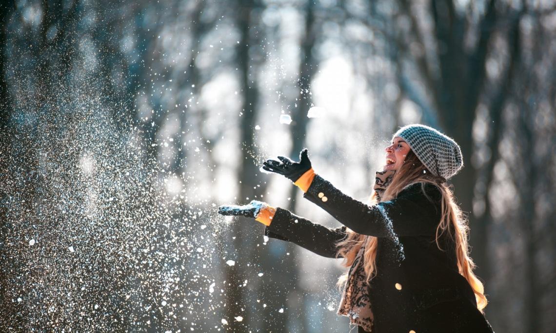 Szinte egész télen havazik a különleges magyar falucskában