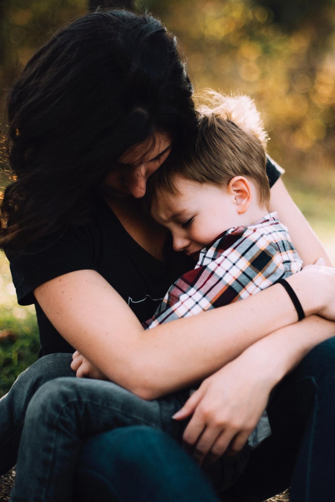 Szorong a gyerek? Nyugtasd meg ezzel a 10 mondattal
