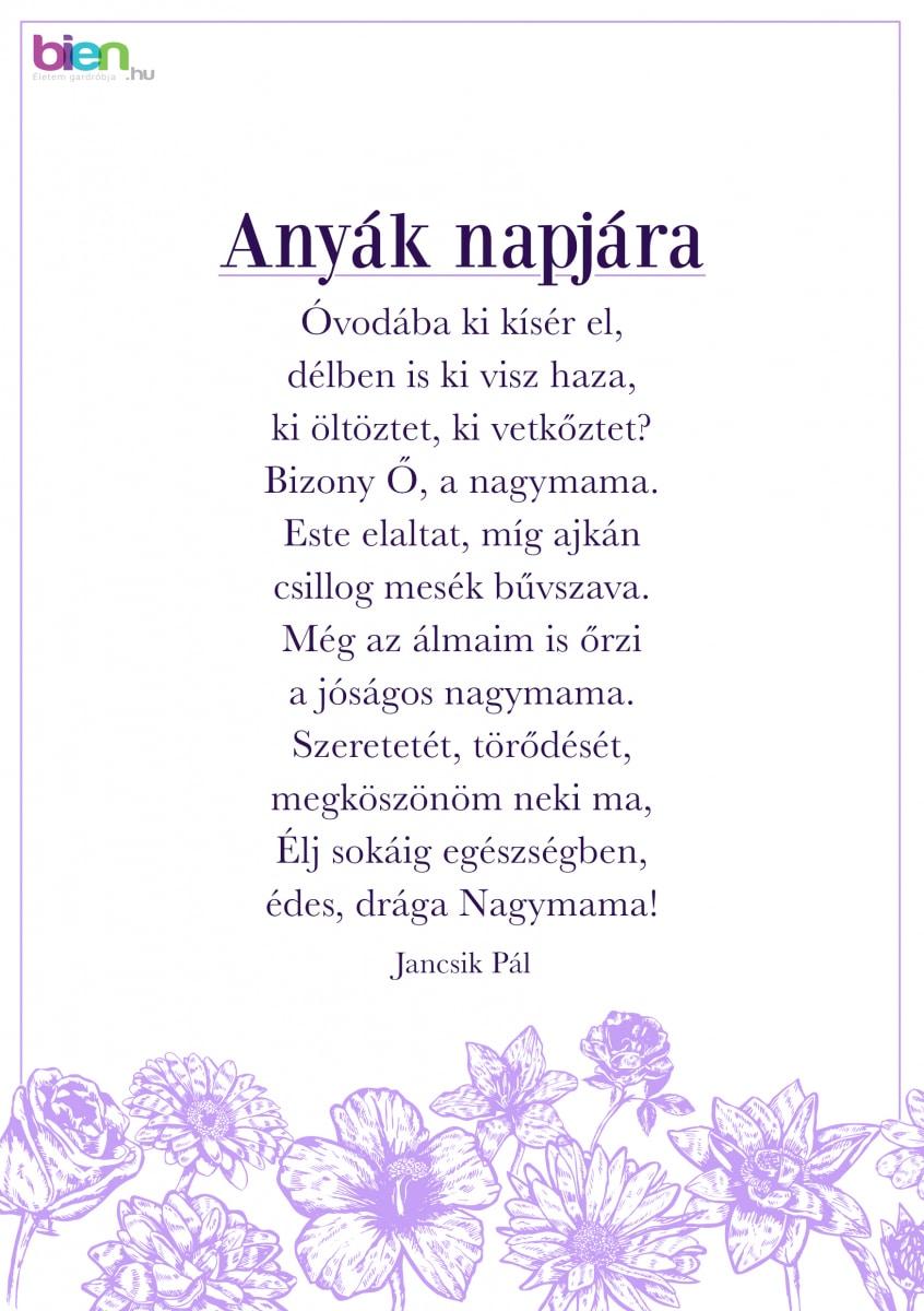 nagymama idézetek anyák napjára Szuper, nyomtatható idézetek anyák napjára, amik könnyet csalnak