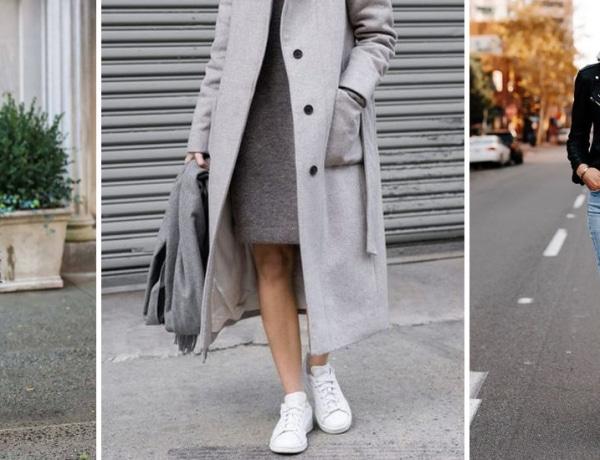 Szuper sportcipős szettek a hideg hónapokban is – Trendi összeállítások
