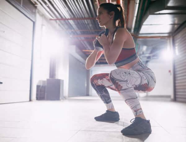 Szuperkerek popsi tréning: A 4 leghatékonyabb guggolás