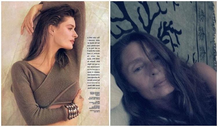 Szupermodellből lett hajléktalan – egykor a Vogue címlapján szerepelt, most pedig az utcán él