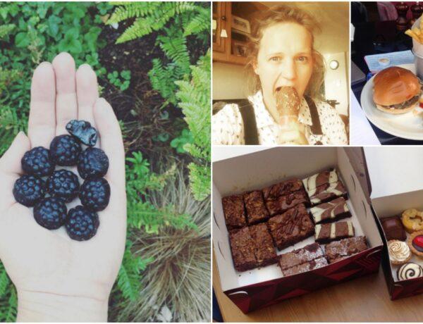 Táplálkozás filter nélkül – Egy brit lány görbe türköt mutat az Instagramnak