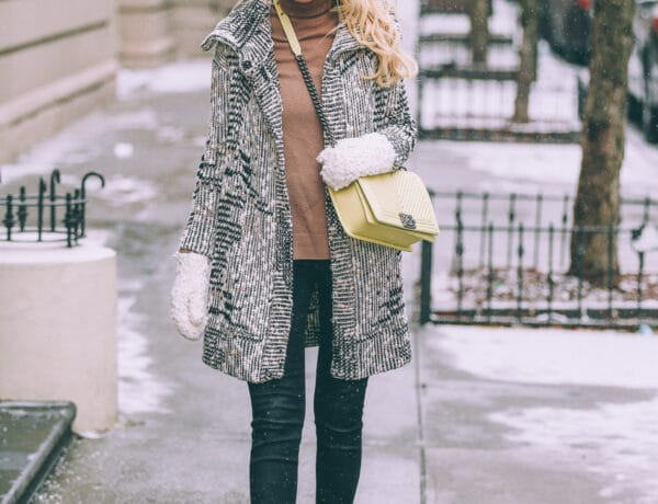 Téli irodai outfitek a meglévő ruháidból, hogy lehengerlően kezdd az új évet