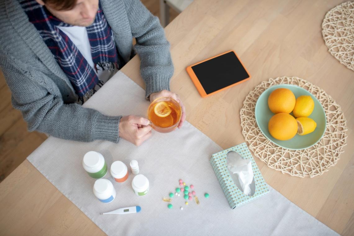 Tényleg segít a C-vitamin, ha lebetegedtél