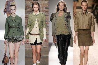 Tavaszi dzseki divat