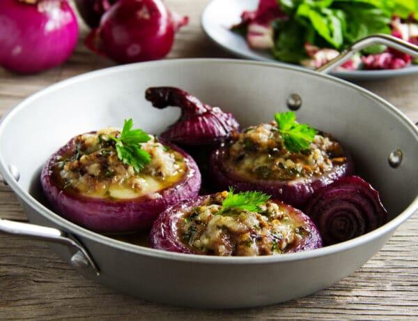 Te sem kívánod télen a hideg salátákat? Cseréld le őket töltött zöldségekre!