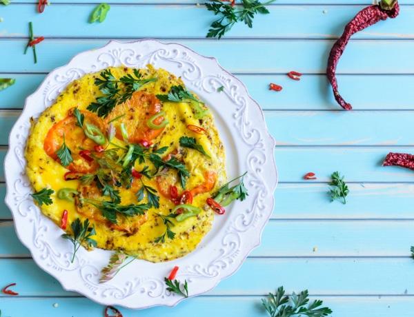 Tojásérzékenyként is lehet rántottát enni: 3 szuper tojásmentes omlett recept