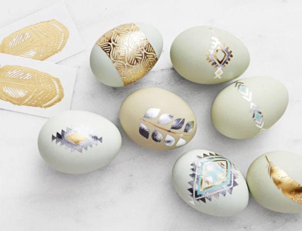 Tojásfestés a gyerekkel: 6 kedves tojásdíszítő tipp