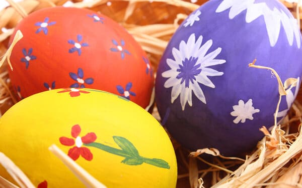 Tojásfestési technikák Húsvétra