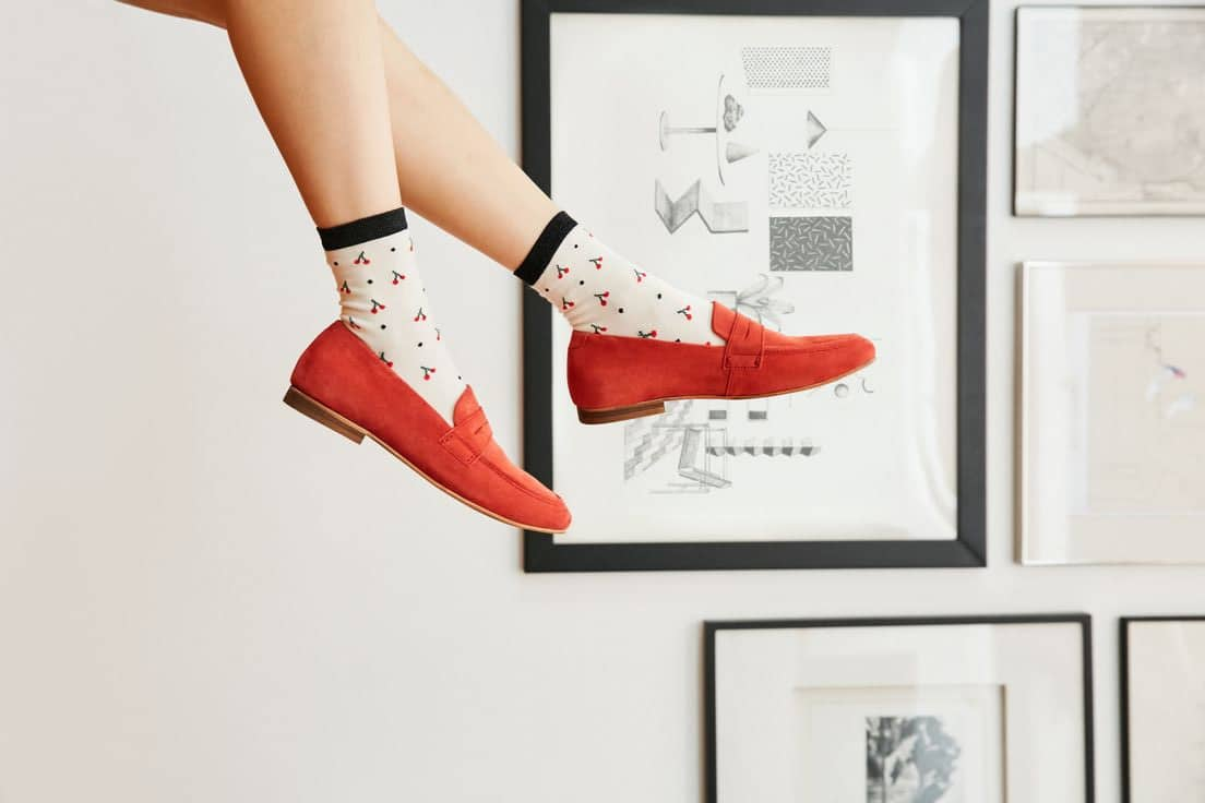 Tudományos bizonyíték: sikeresebb leszel, ha hülye zoknit viselsz