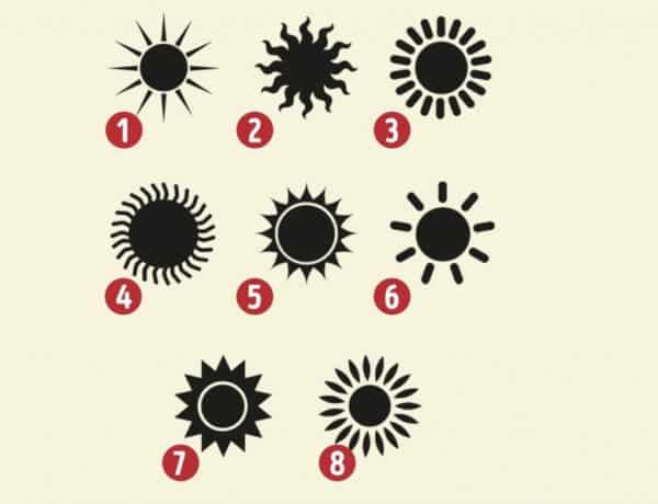 Válassz egy napszimbólumot, és derítsd ki, mi a rejtett tulajdonságod