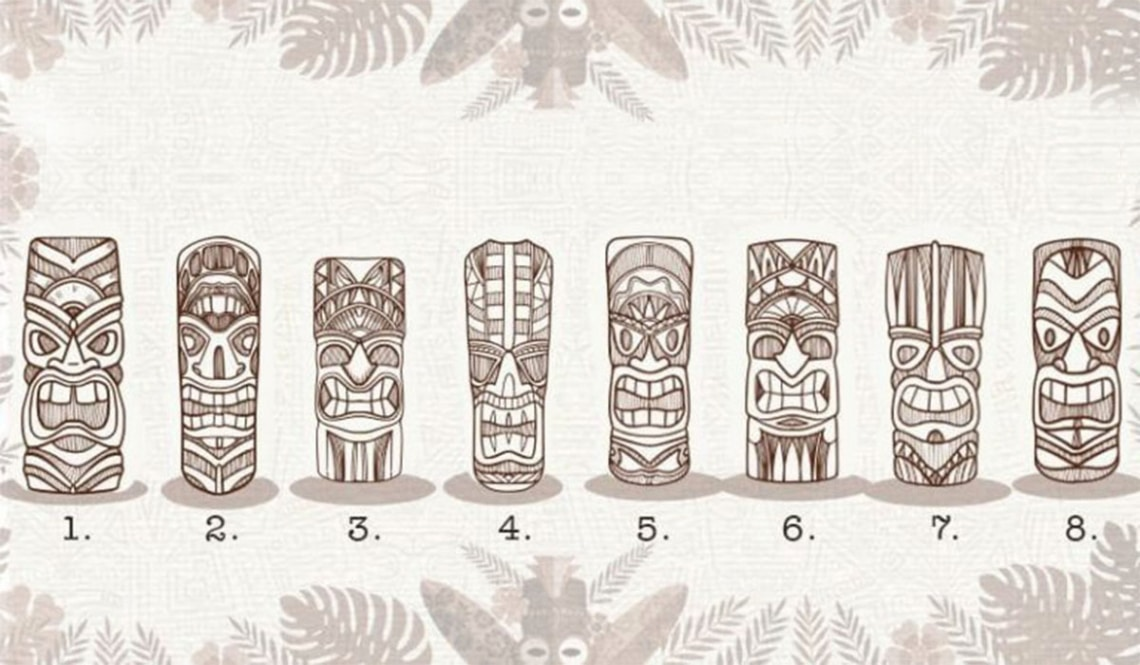 Válassz egyet a következő maszkok közül, és derítsd ki, mit árul el ez rólad