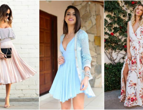 Vékonyító nyári ruha szabások, amikkel kilókat csalhatsz le magadról