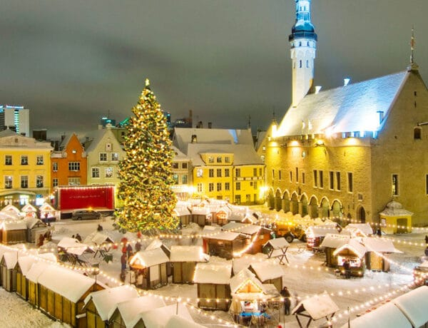 Varázslatos európai adventi vásárok, ahová legalább egyszer el kell jutnod