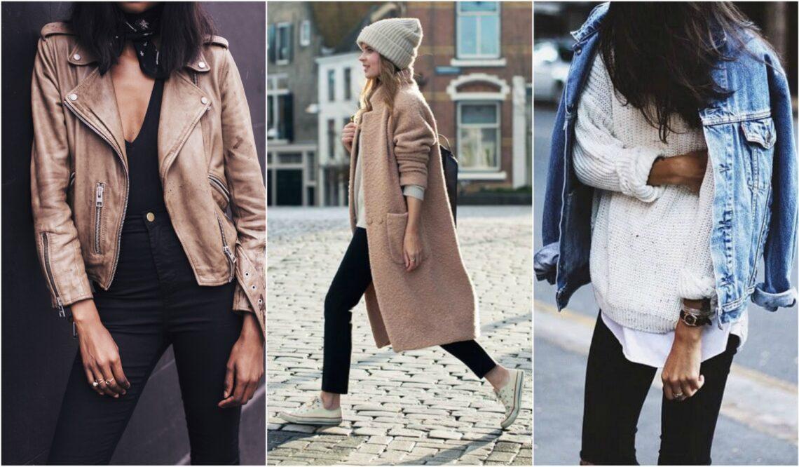 Dzsekik & kabátok – Így hordd a szezon legnépszerűbb fazonjait