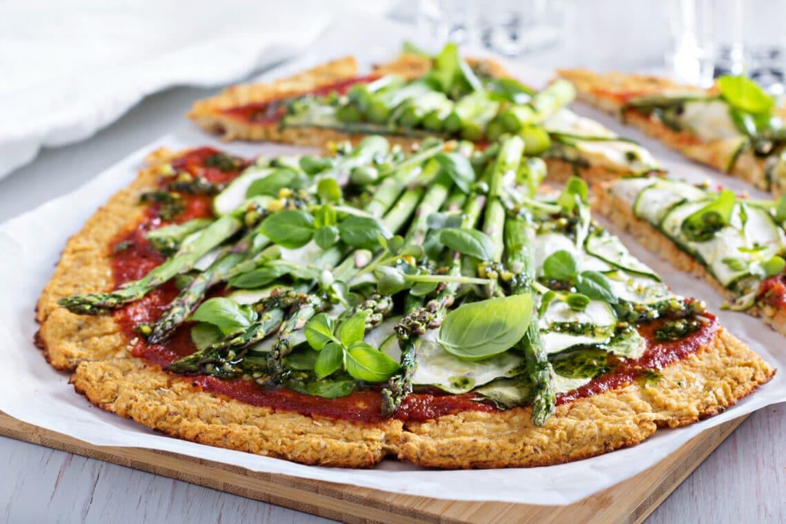 10 alternatív pizza alap recept, ha nincs időd tésztát gyúrni