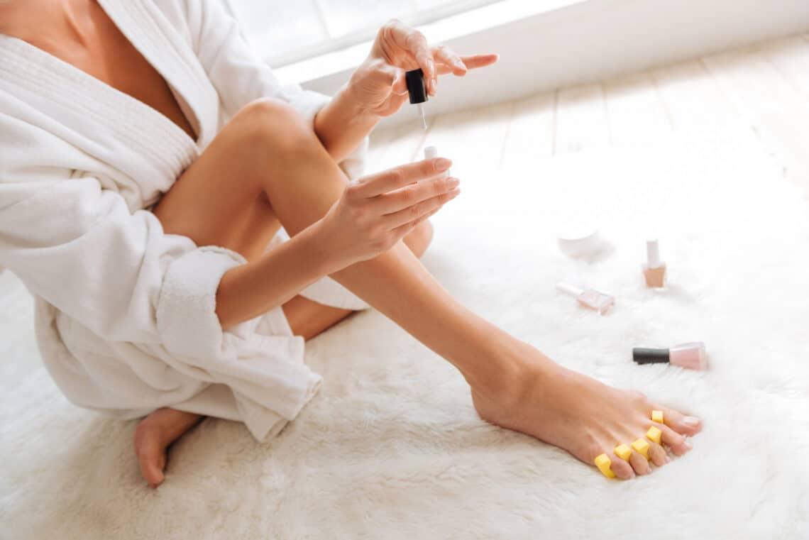 10 csodás nyárias pedikűr, amiben öröm mutogatni a lábadat