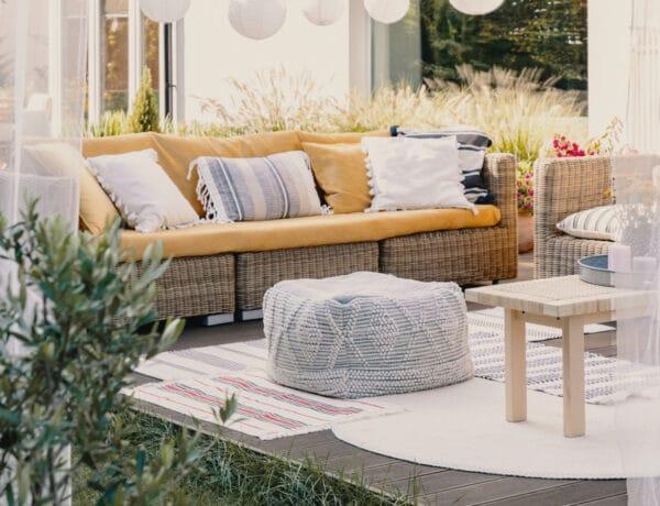 10 kültéri bútor, amit saját kezűleg is elkészíthetsz