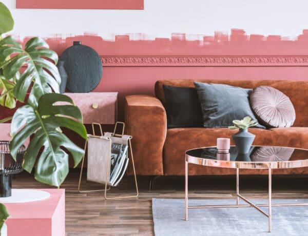 10 tértágító ötlet a nappaliba anélkül, hogy feláldoznád a stílust