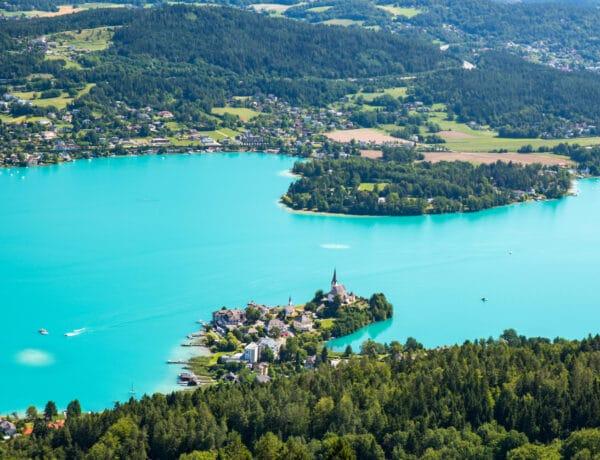 5 aprócska osztrák falu, ami olyan, mintha egy tündérmese díszlete lenne