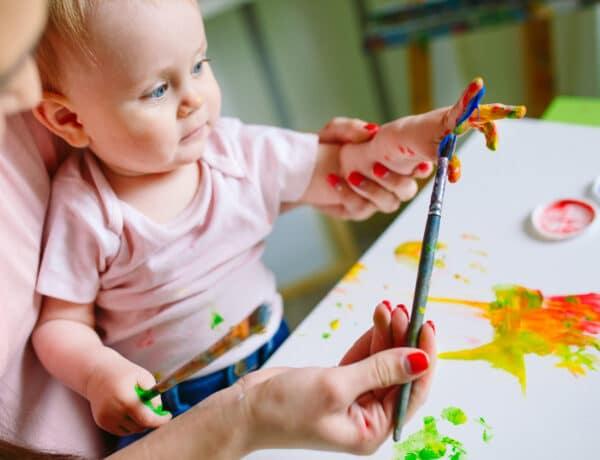 5 gyönyörű emlék, amit a gyerek ujjlenyomatával készíthetsz