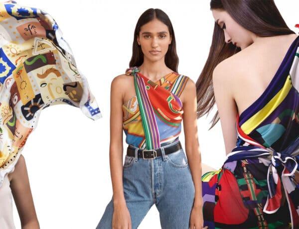 7 stílus, ahogy a selyemsáladat ruhaként hordhatod: megunhatatlan és divatos