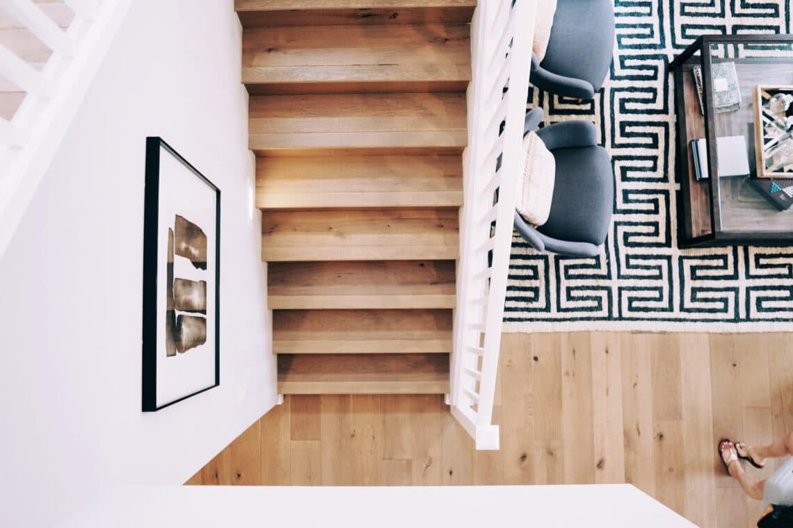 A legkisebb otthonban is elférnek: bámulatos lépcső alatti tárolók és extra helyiségek
