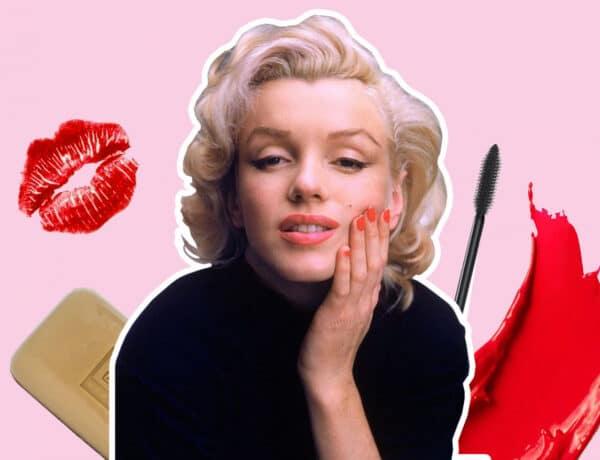 Ez volt Marilyn Monroe szépségrutinja